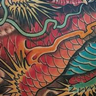 Tattoos - Japanese Dragon - 137498